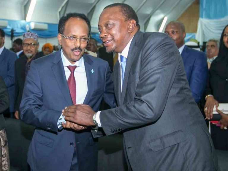 SOMALI LEADER MOHAMED FARMAAJO TO MEET UHURU IN NAIROBI